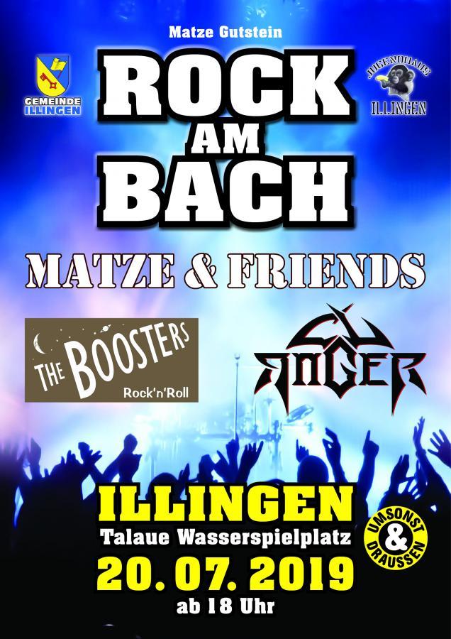 Rock am Bach