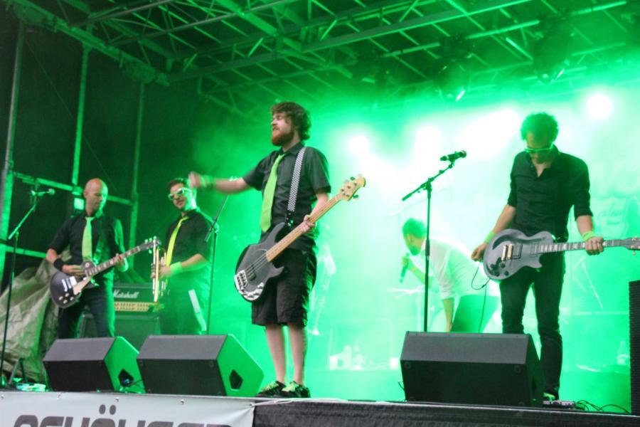 Rock im Park Veranstaltung