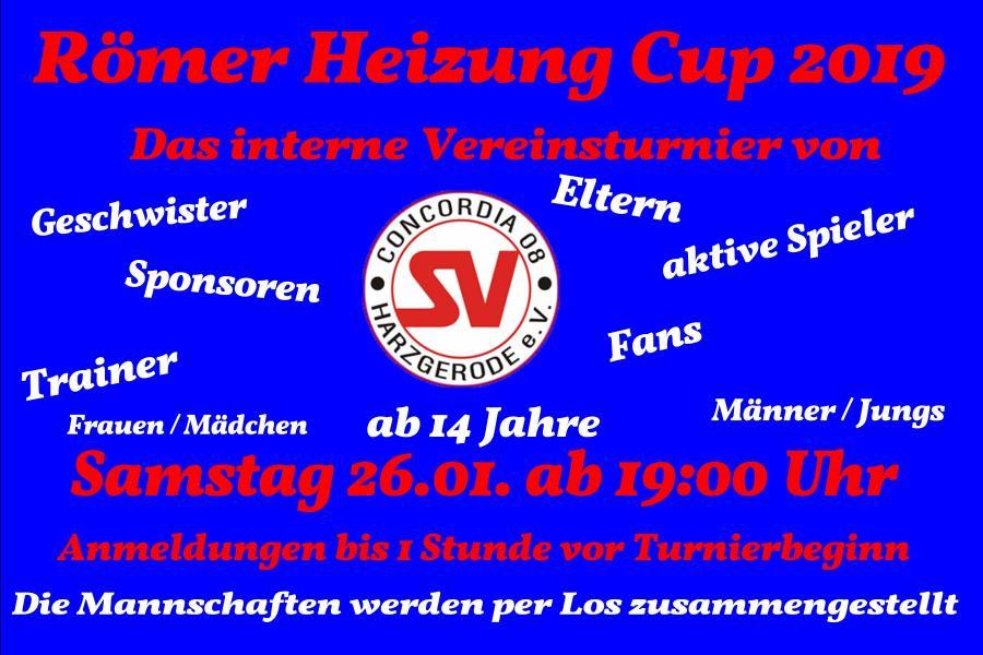 Römer Heizung Cup 2019