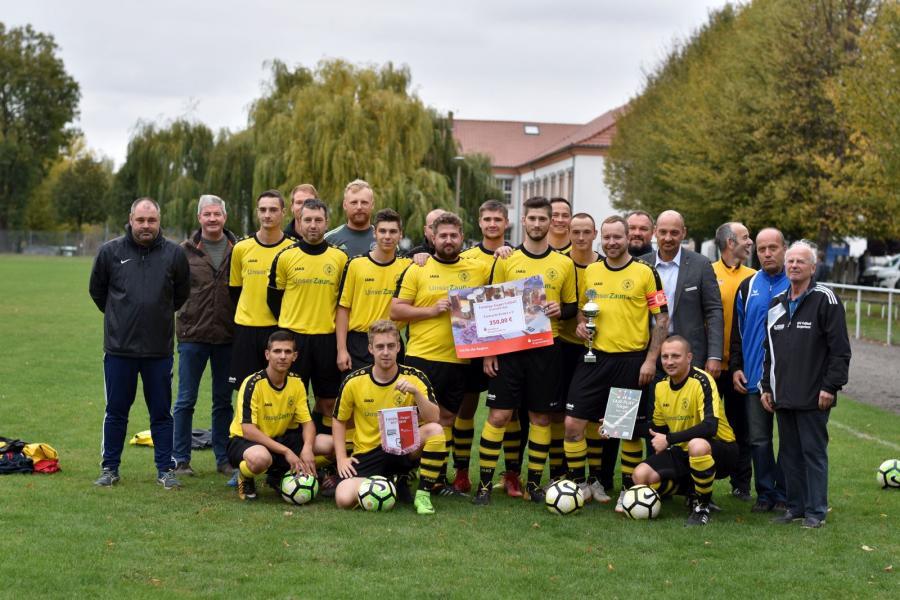 Kreisoberliga: Eintracht Profen I