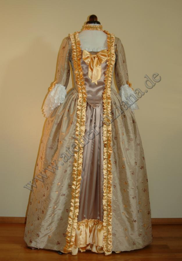 robe a l anglaise