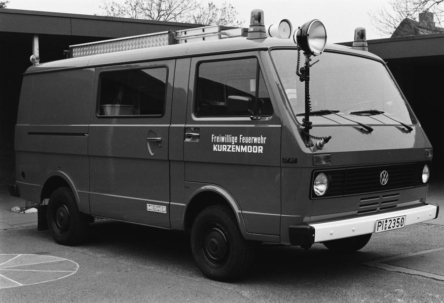 Tragkraftspritzenfahrzeug (TSF), VW LT 31, 1977