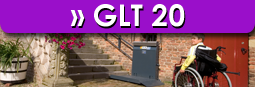 Rollstuhllifte GLT 20 Aufzug LuS
