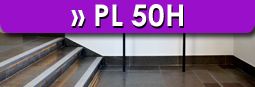 Rollstuhllifte PL 50H Aufzug LuS
