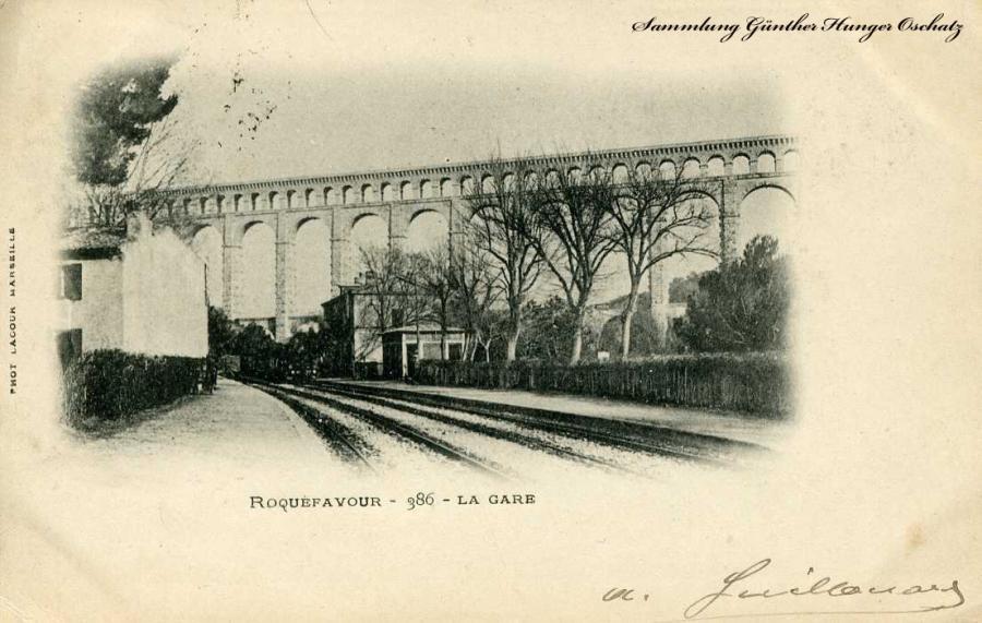 Roquerfavour La Gare