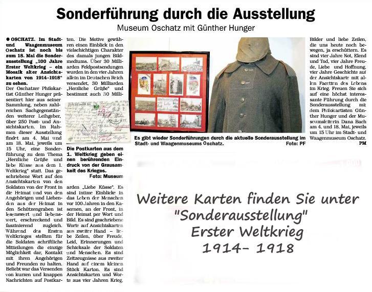 Oschatzer Rundschau 2014