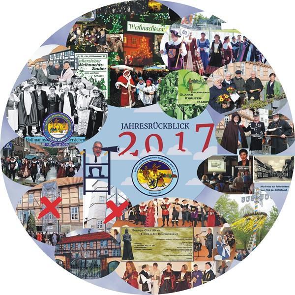 Rückblick des Kultur- u. Denkmalvereins Fallersleben 2017