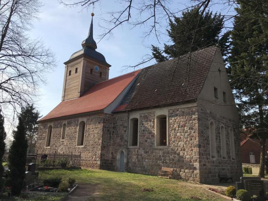 Dorfkirche in Rüdnitz