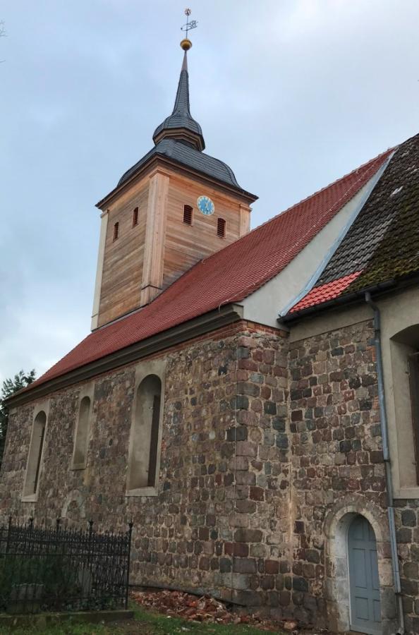Rüdnitz Dorfkirche 2017