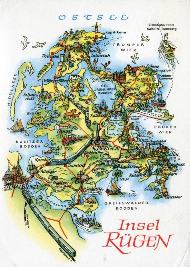 Rügen 1969