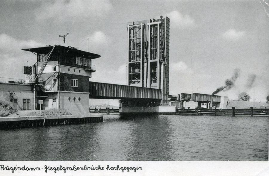 Rügendamm 1940 Feldpost