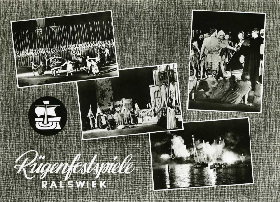 Rügenfestspiele Ralswiek