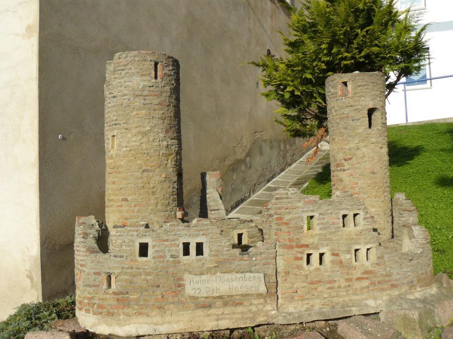12.Ruine Münzenberg