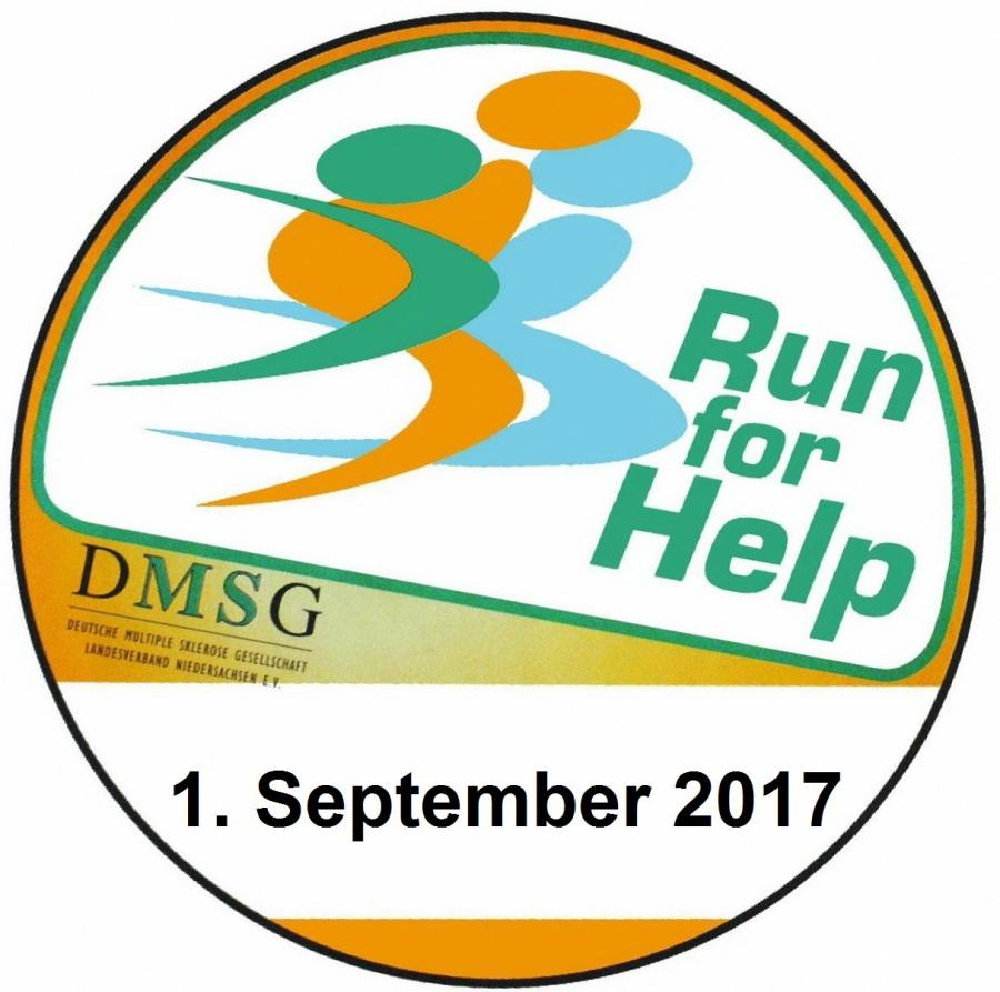 Logo Run for Help 2017