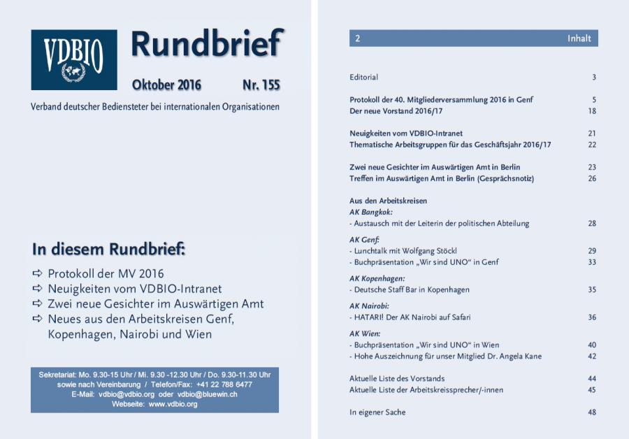 Rundbrief 155