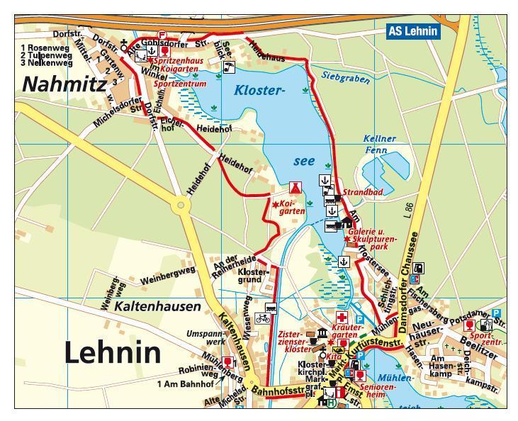 Karte_Rundweg Klostersee