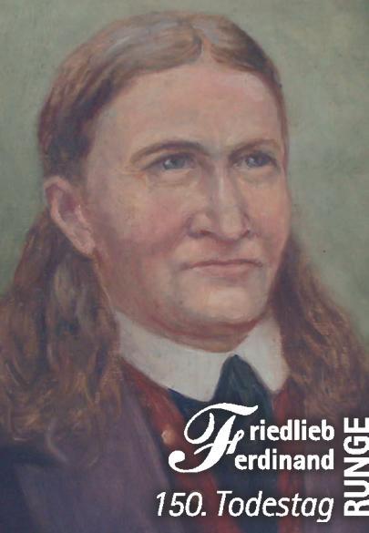 150. Todestag von Prof. Dr. Friedlieb Ferdinand Runge