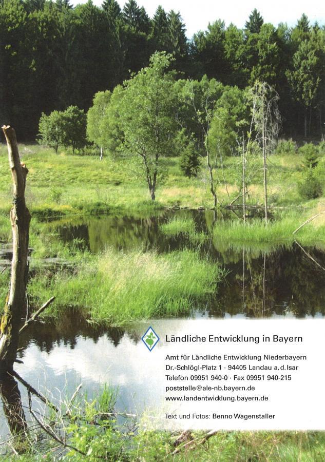 Ländliche Entwicklung in Bayern
