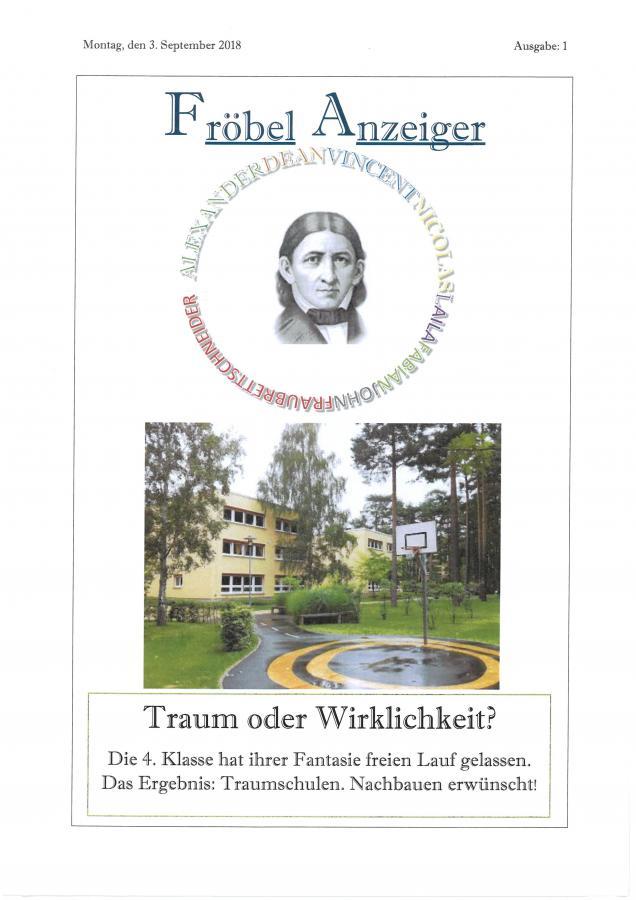 Fröbel-Anzeiger