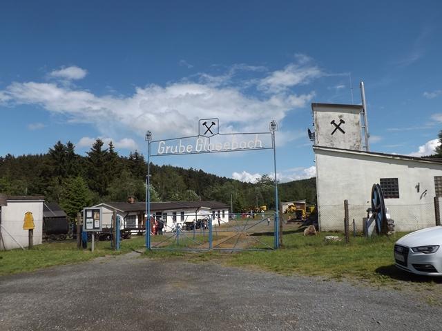 Bergwerksmuseum Grube Glasebach