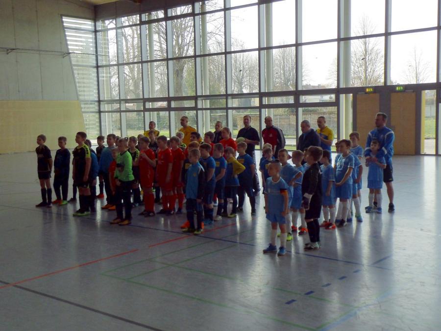 E2-Jugend HT 2019 TSV Eggersdorf