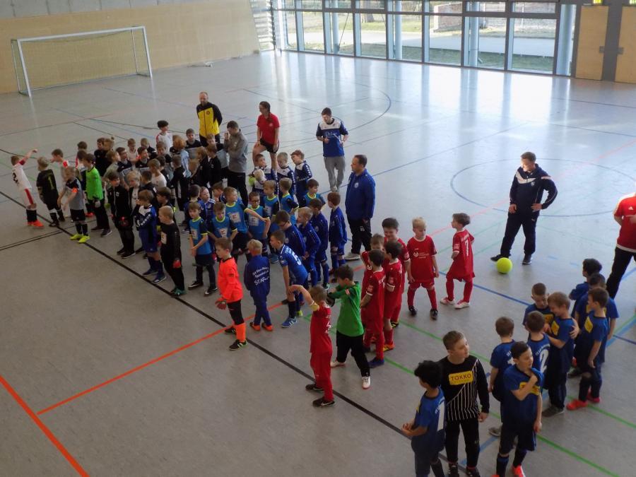 F-Jugend HT 2019 TSV Eggersdorf