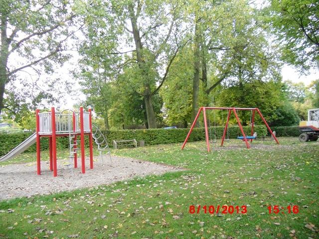 Spielplatz im Stadtgarten