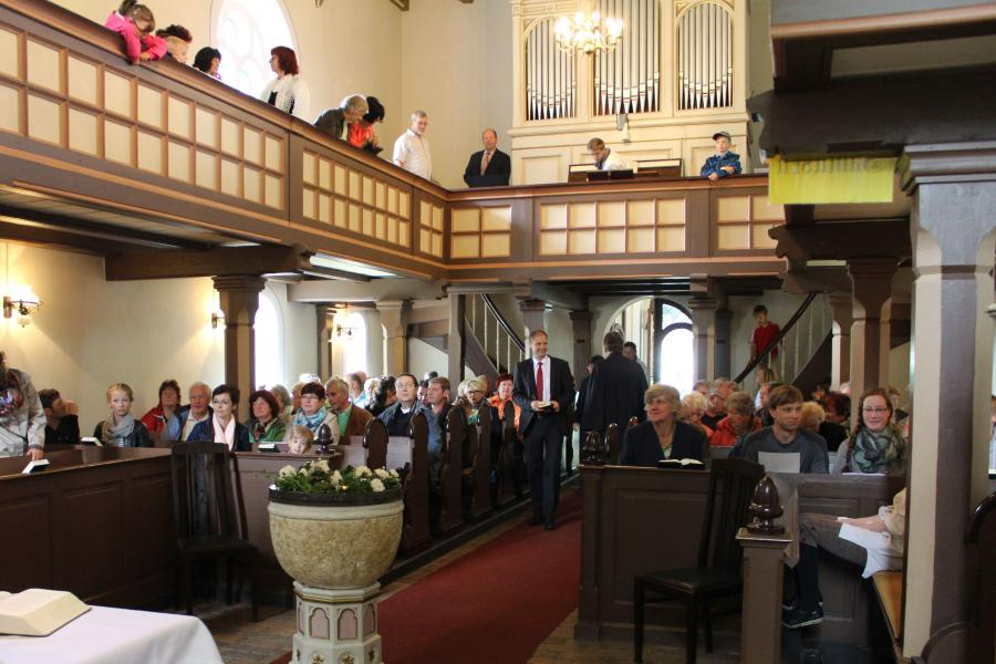 Festgottesdienst zur 725 Jahrfeier
