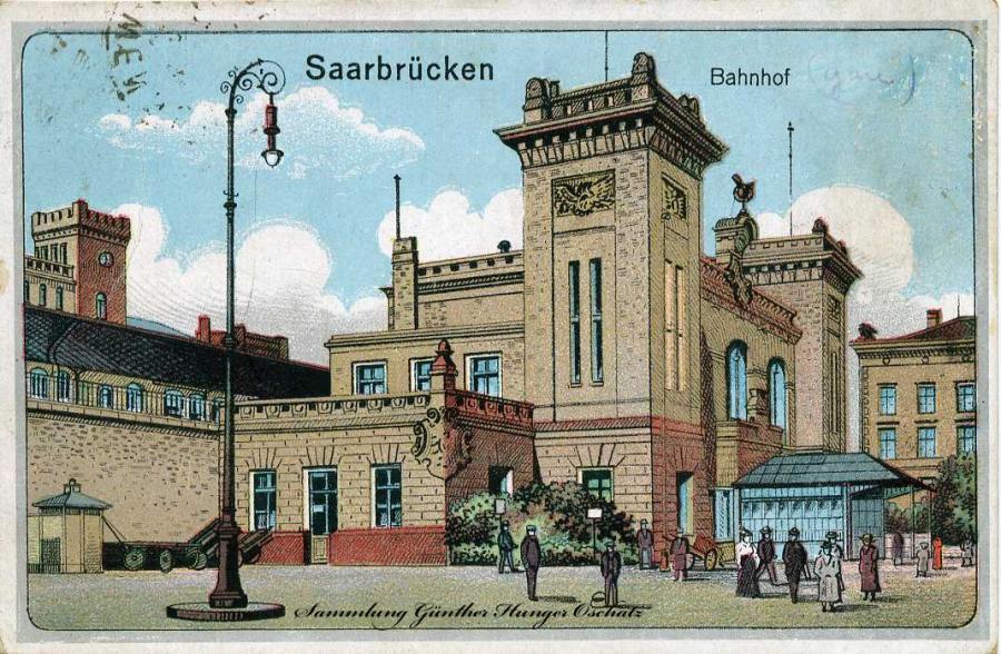 Saarbrücken Bahnhof