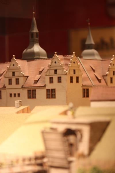 Sachsens Festung in Brandenburg_Ausstellung_Festungsmodell_Foto_MuseumOSL