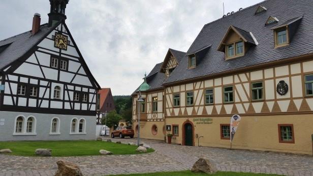 Saigerhütte Olbernhau
