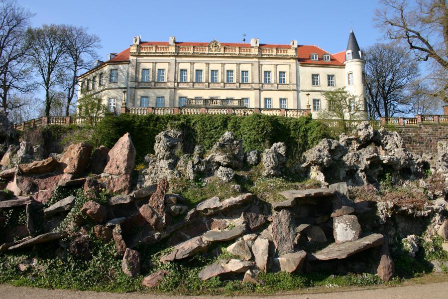 Schloss Foto: Menne