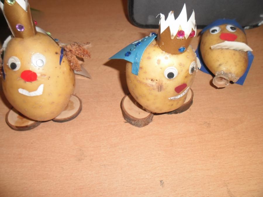 Kartoffelprojekt 19