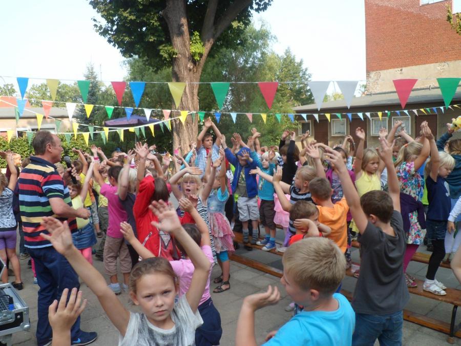 Sommerfest Hort A. Diesterweg
