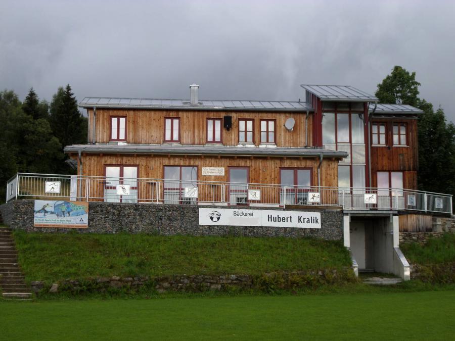Vereinsheim SV Finsterau