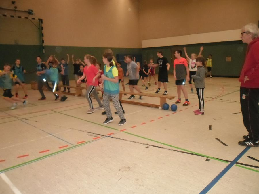 Zweifelderballturnier 1