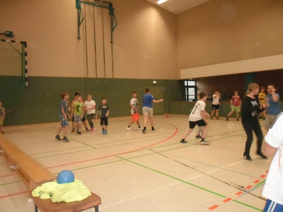 Zweifelderballturnier 3
