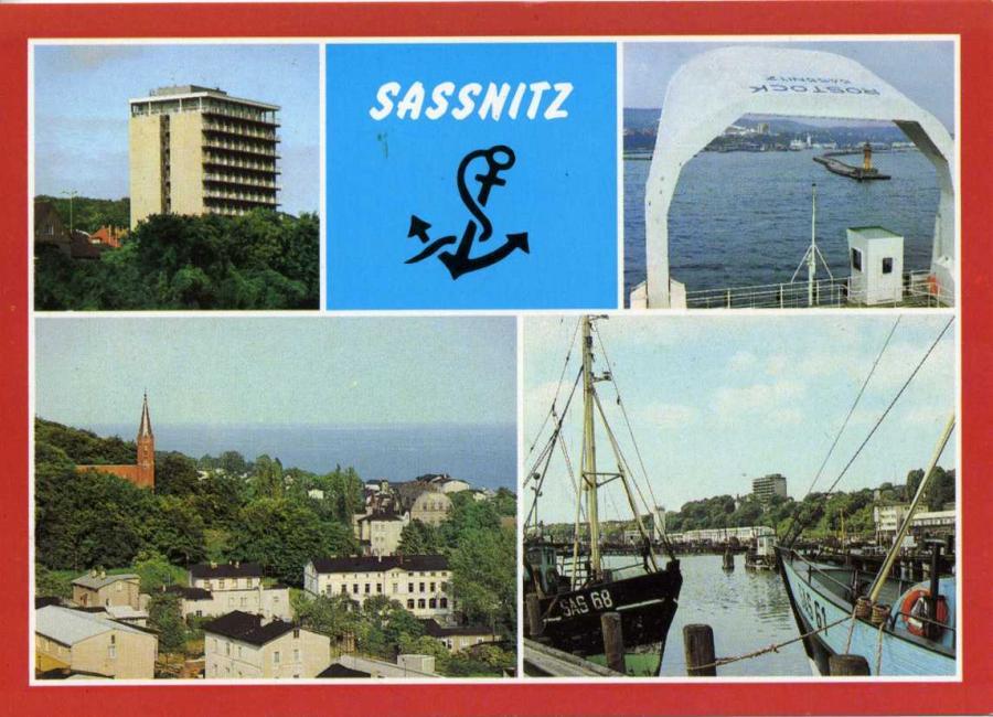 Sassnitz 1988