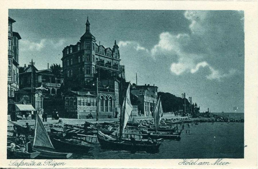Saßnitz  Hotel am Meer
