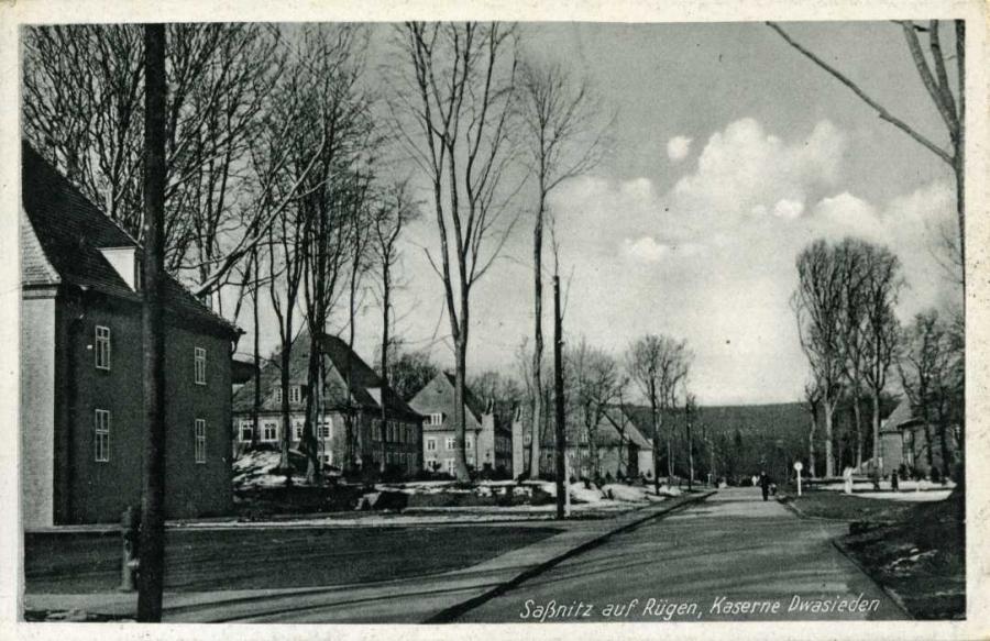 Saßnitz Kaserne