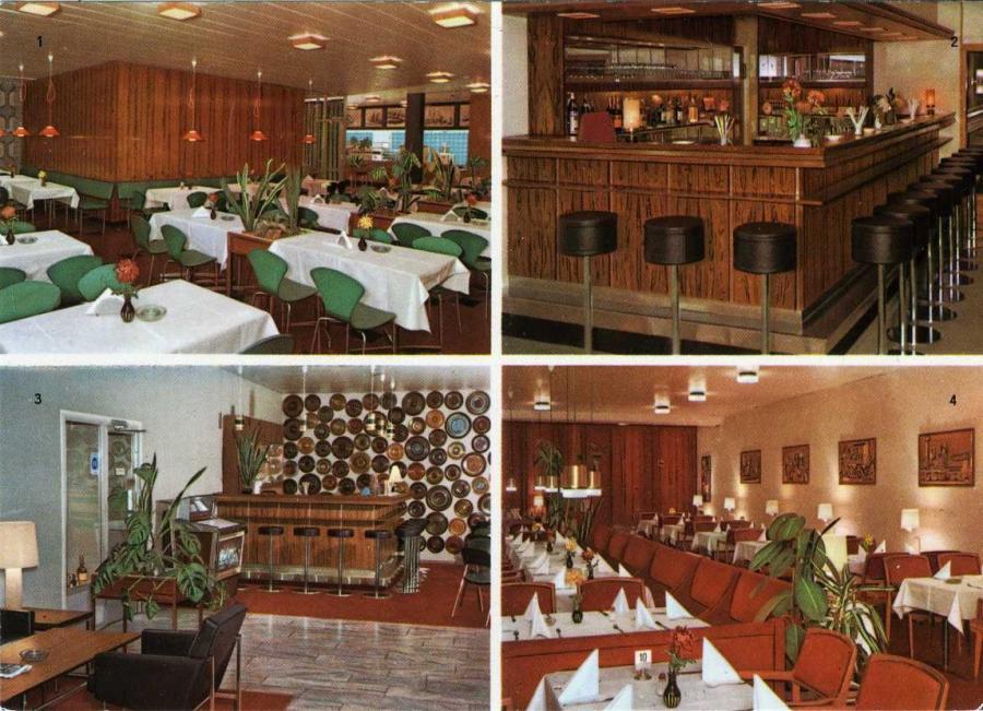 Saßnitz Mitropa-Rügen-Hotel