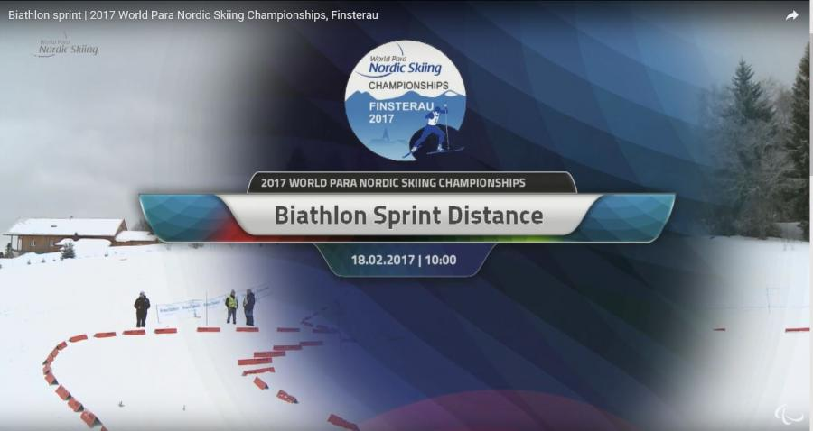 Saturday 18.02.2017 Biathlon sprint