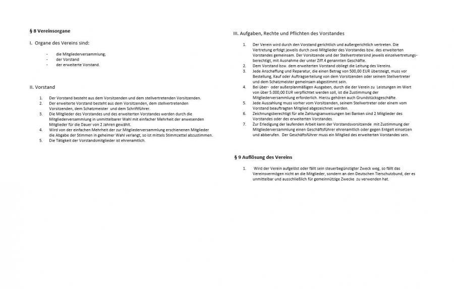 Satzung - Seite 3