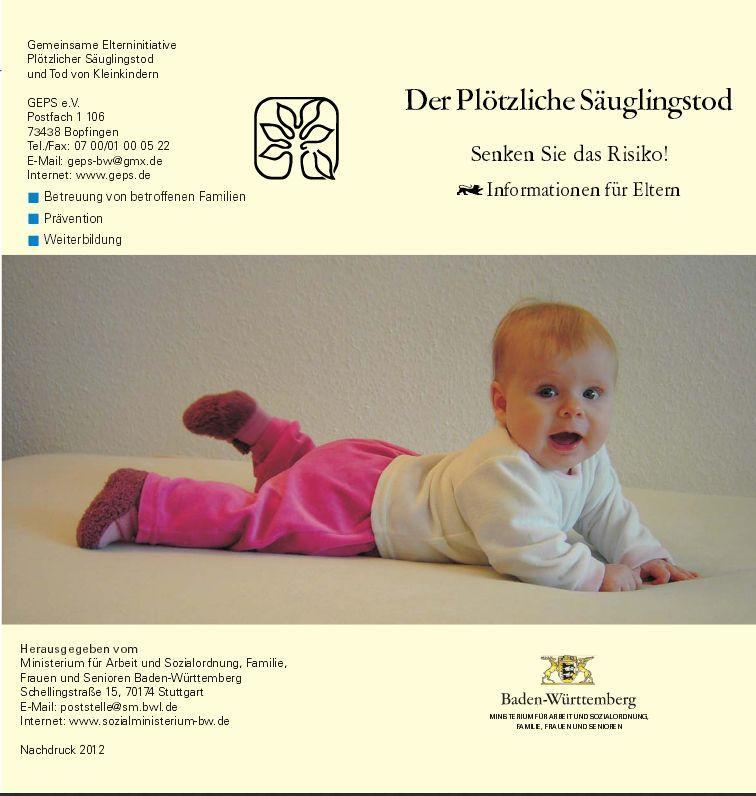 Sauglingstod-Broschuere_BaWue