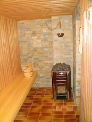 Sorge-Sauna im FH