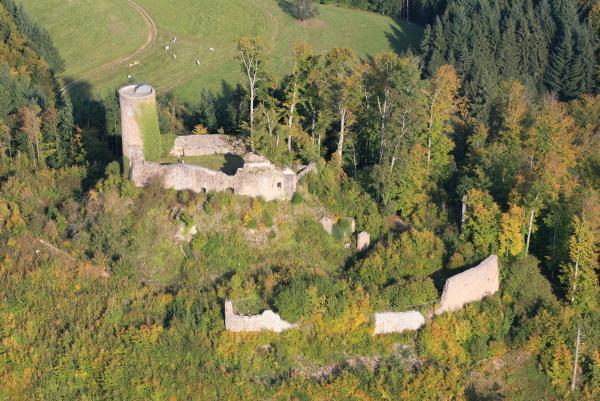 Ruine Sausenburg