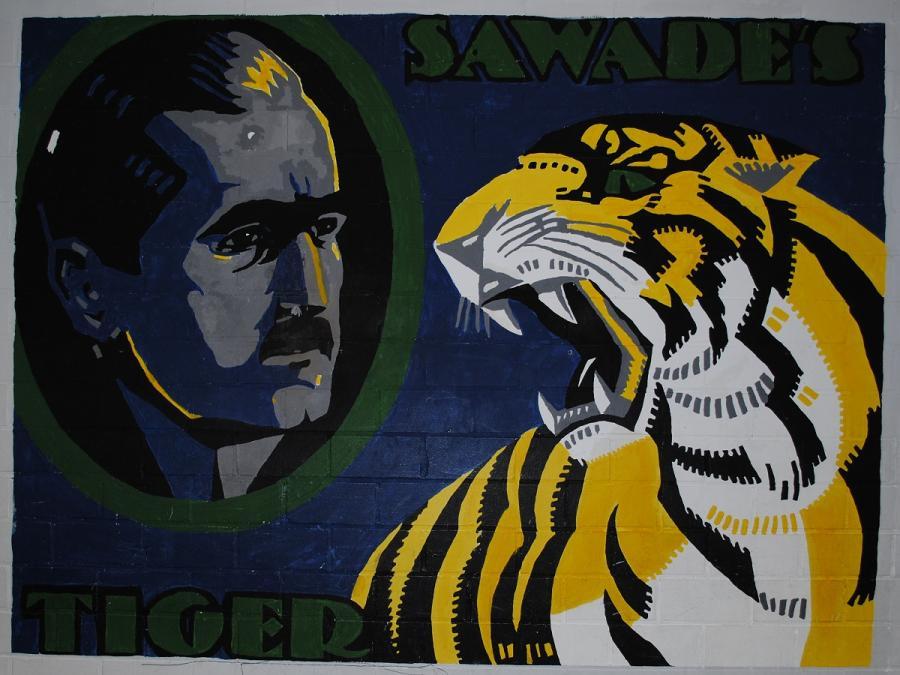 Sawades Tiger