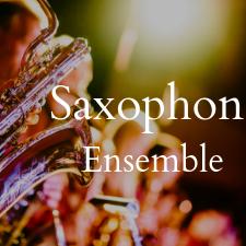 Saxophon Ensemble