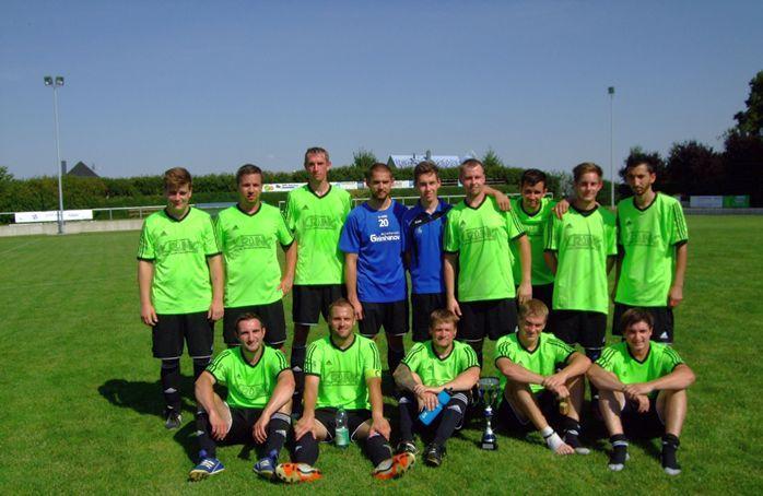 Finalist des Supercup des KFV Burgenland: SV Blau- Weiß Bad Kösen