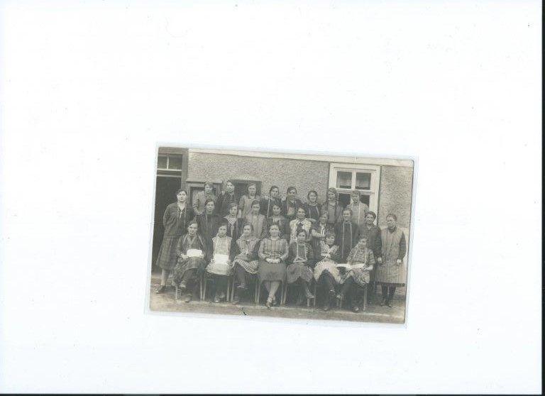 Berufsschule Reurieth 1928